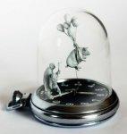 Доминик Вилкокс: часы со скульптурами