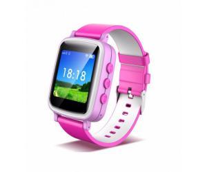 Детские часы-телефон с GPS-трекером