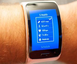 Новое поколение часов Gear S от Samsung