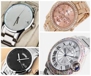 Модные часы для девушек на зиму