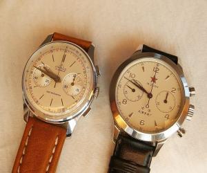 В чем разница между хронографом и хронометром?