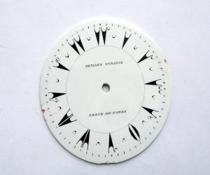 Часы без стрелок и цифр